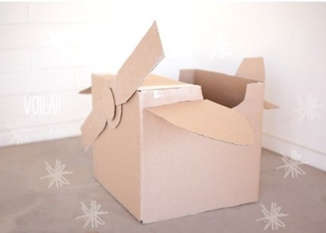 20 Awesome Ways to Recycle Cardboard Box for Kids - Air Plane