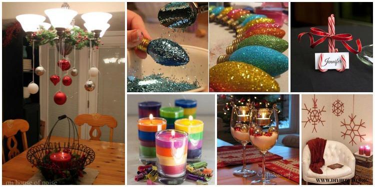 Decorating Ideas > 25 Quick Christmas Decoration DIY Ideas Within An Hour ~ 042726_Quick Christmas Decoration Ideas