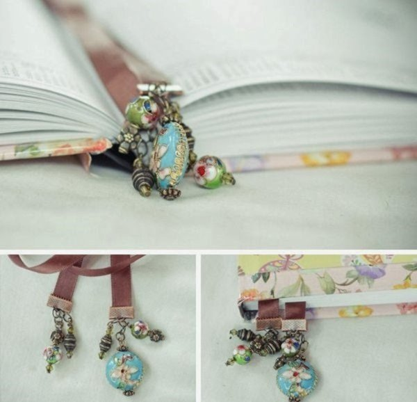 20 DIY Bookmark Ideas On Pinterest That Are Easy to Craft