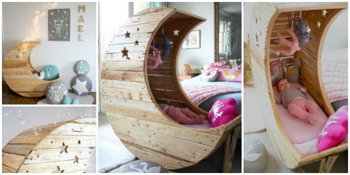 Diy Moon Cot Baby Cradle Crib Picture Instructions