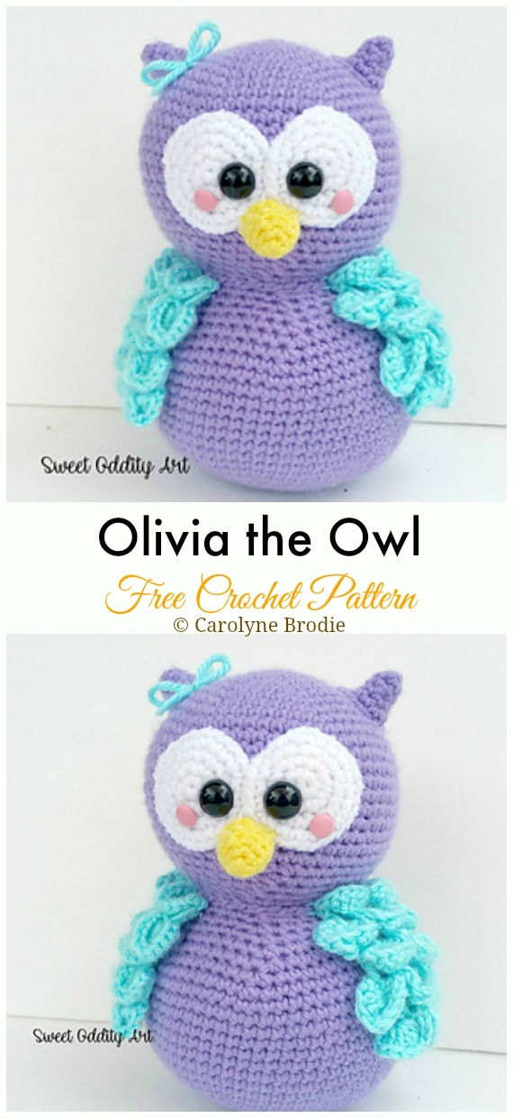 1000's of Free Amigurumi and Toy Crochet Patterns (535 free ... | 1240x570
