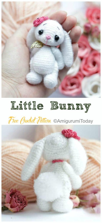 Amigurumi bunny in pullover pattern - Amigurumi Today | 1240x570