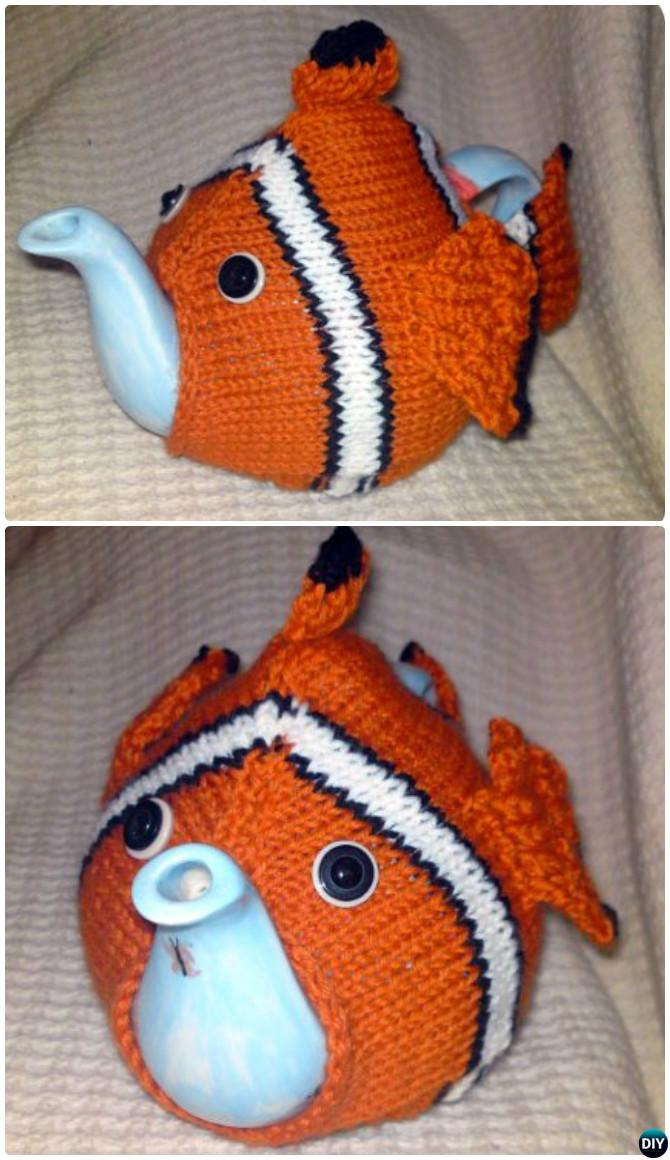 Crochet Pattern: Clown Fish | Flying Dutchman Crochet Design | 1160x670