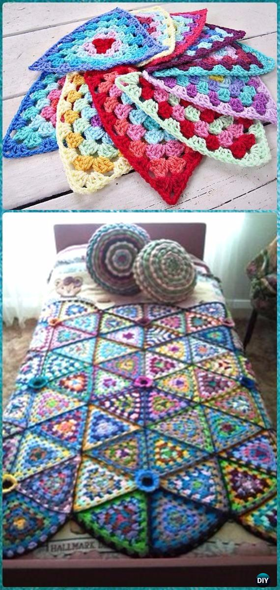 Crochet Summer Blanket Free Patterns