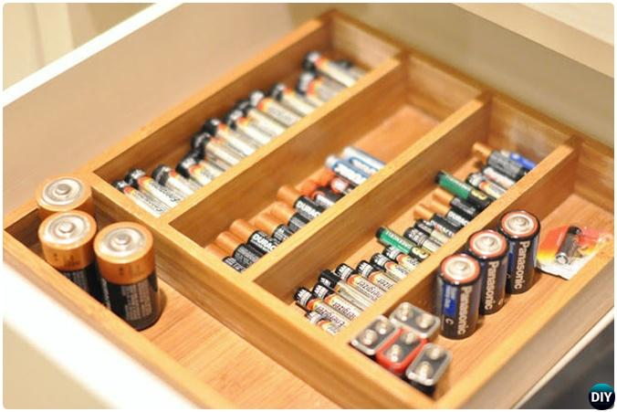 Cutlery tray home organization ideas picture instructions cutlery tray battery organizer 16 cutlery tray home organization ideas solutioingenieria Images