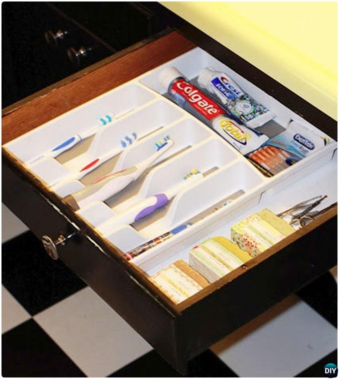 Cutlery Tray Home Organization Ideas [Picture Instructions]