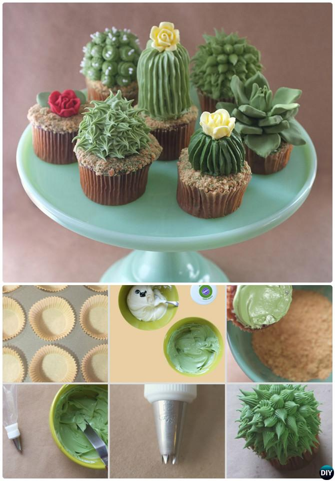 50 most creative cupcake ideas to surprise any dessert lover for Creative cupcake recipes and decorating ideas