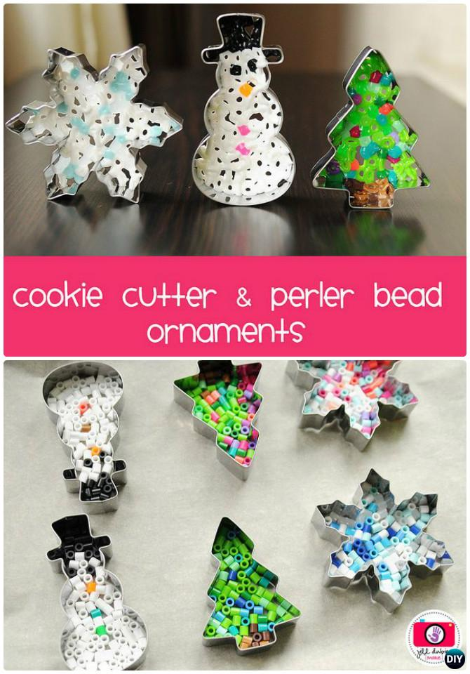 16 Diy Cookie Cutter Craft Ideas Picture Instructions