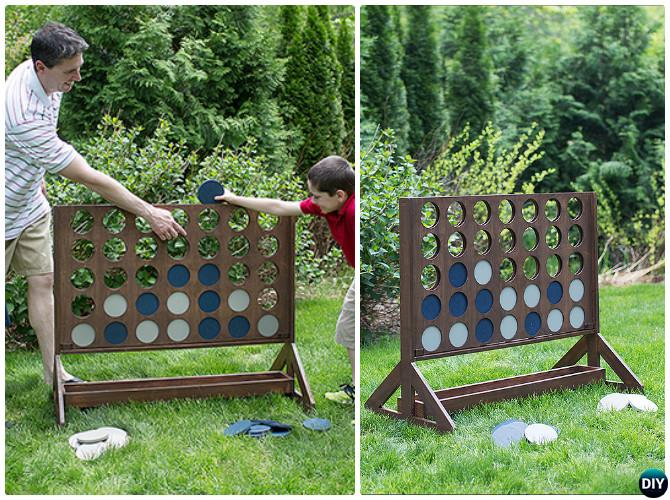 Diy summer outdoor games party kids adults for Diy party games for adults