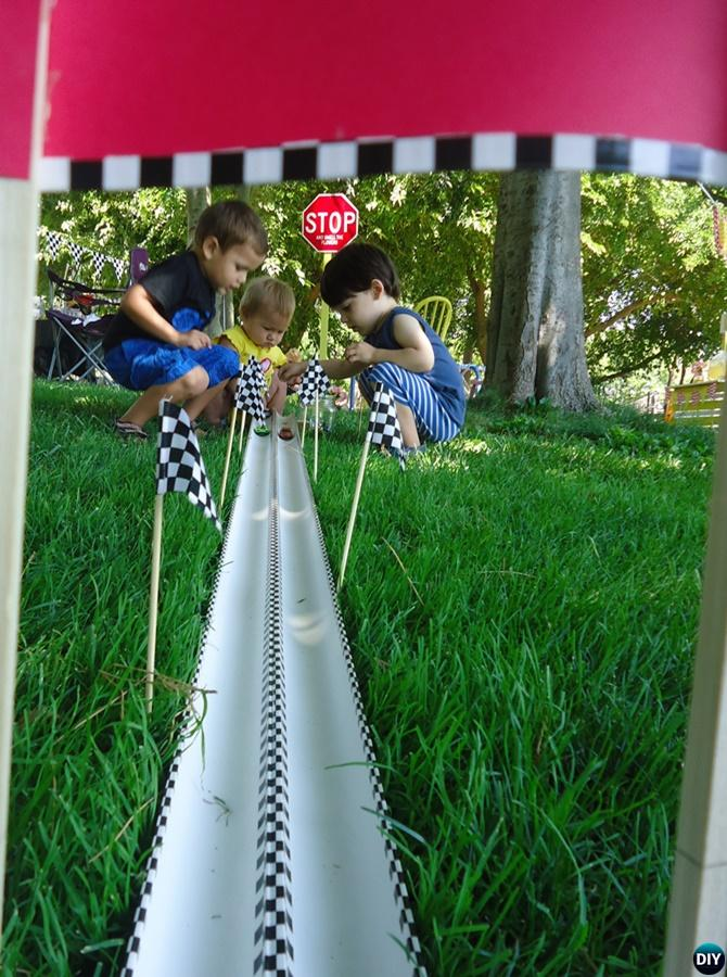 Easy Diy Outdoor Games For Kids