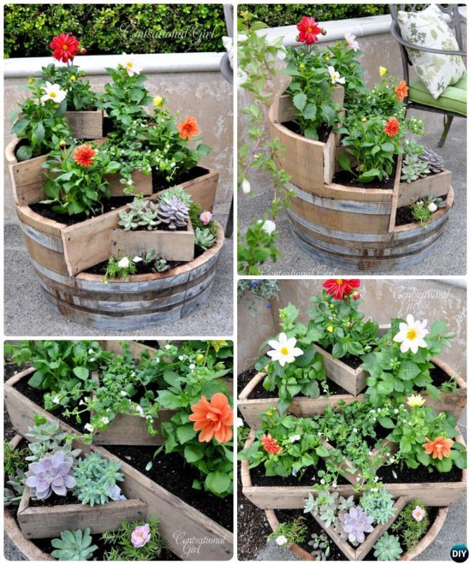 Cheap Gardening Ideas: 20 DIY Upcycled Container Gardening Planters Projects