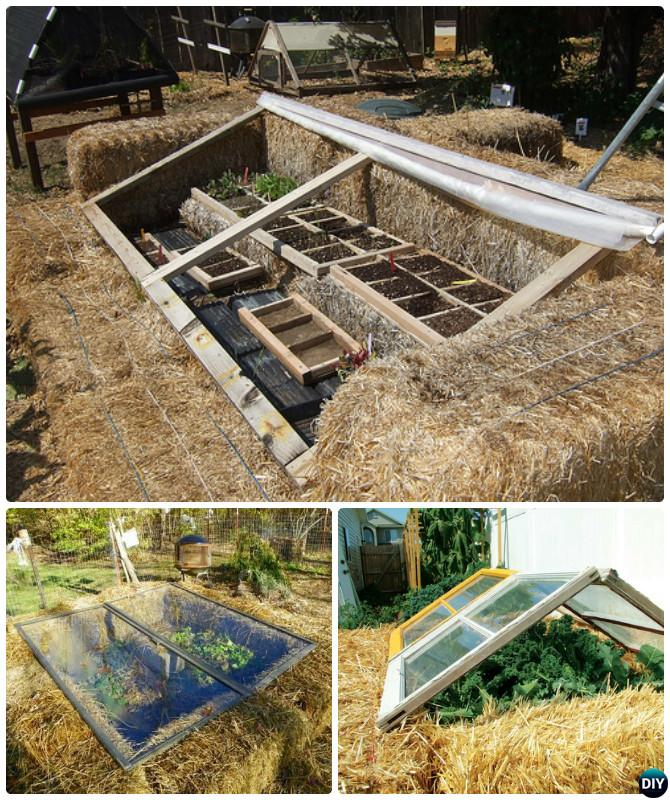 18 Diy Green House Projects Picture Instructions