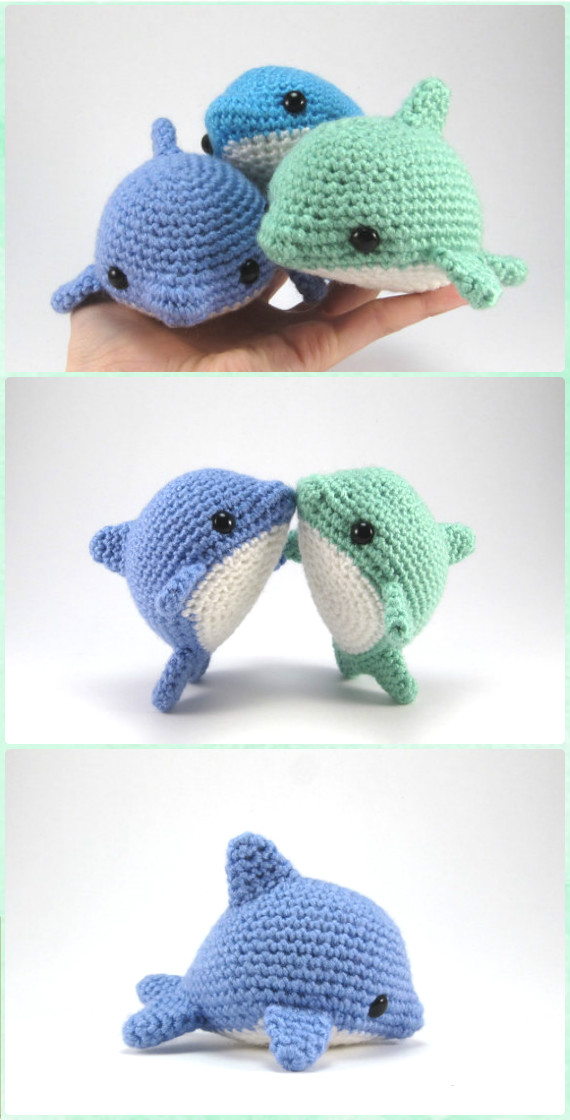 Crochet amigurumi pearl the dolphin paid pattern amigurumi crochet crochet amigurumi pearl the dolphin paid pattern amigurumi crochet sea creature animal toy free patterns dt1010fo