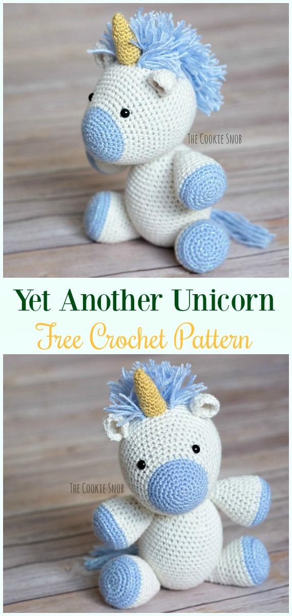 Amigurumi unicorn macaron / amigurumi unicorn / kawaii unicorn | Etsy | 1200x570