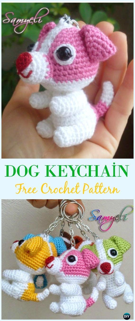 Baby Pug Dog amigurumi pattern | Crochet keychain pattern, Giraffe ... | 1350x570