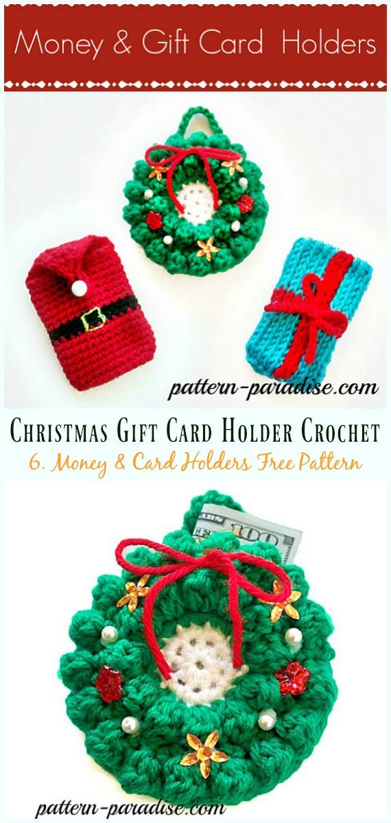 money gift cardholder