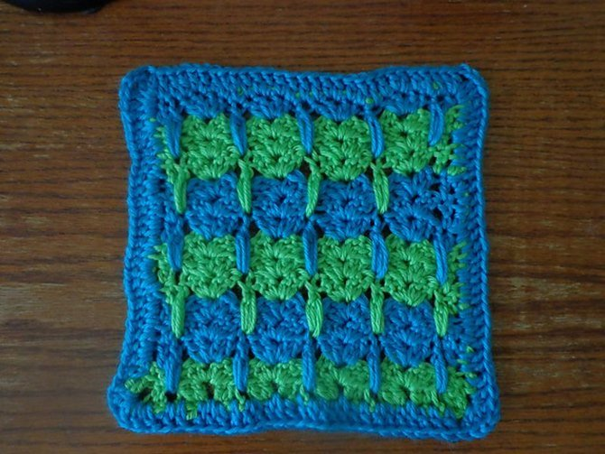 Crochet Abstract Cats Stitch Free Pattern [Video Instruction]