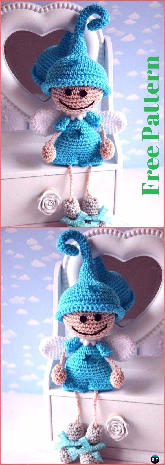 Crochet Guardian Angels Free Pattern - Crochet Angel Free Patterns