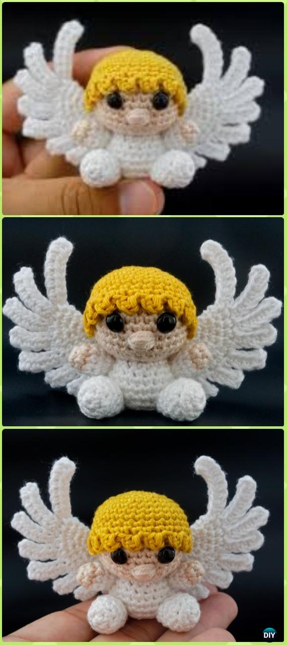 Crochet Angel Free Patterns Amp Tutorials