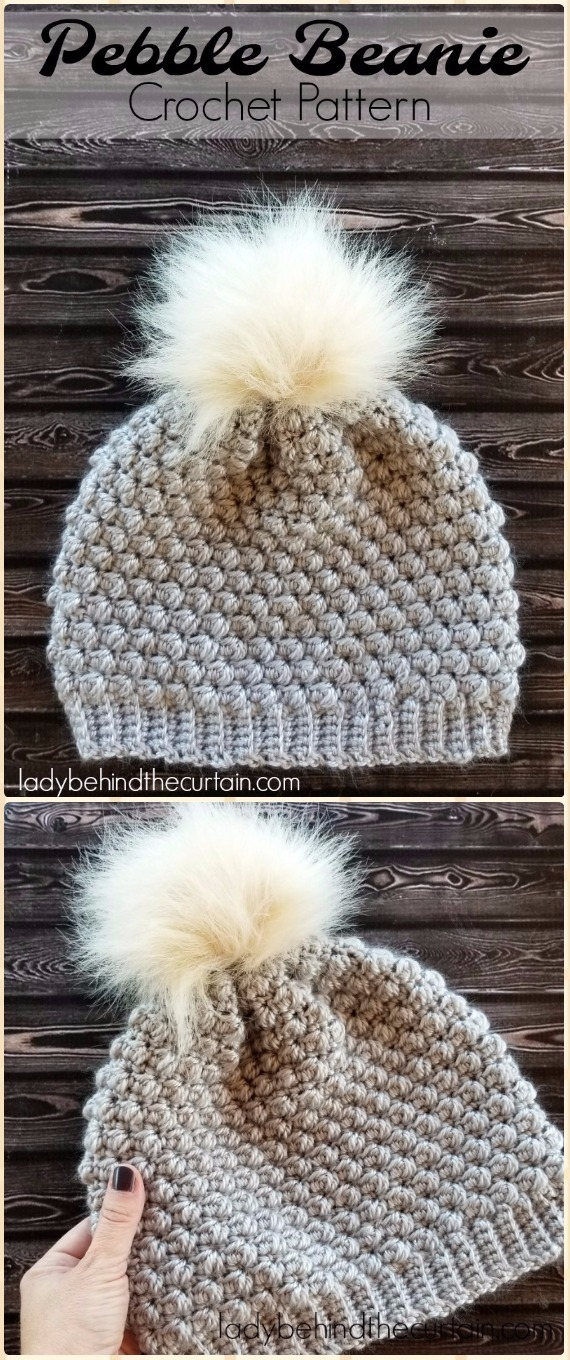Diy Crochet Beanie Hat Free Patterns Baby Winter Hat