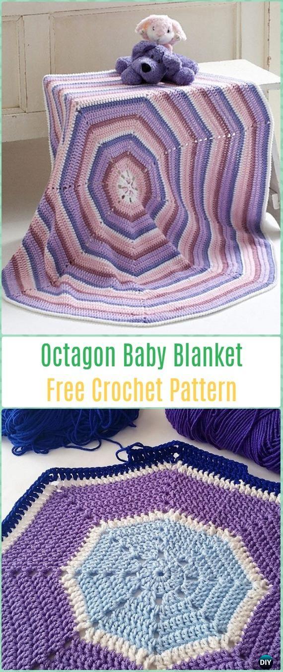 Crochet Circle Blanket Free Patterns