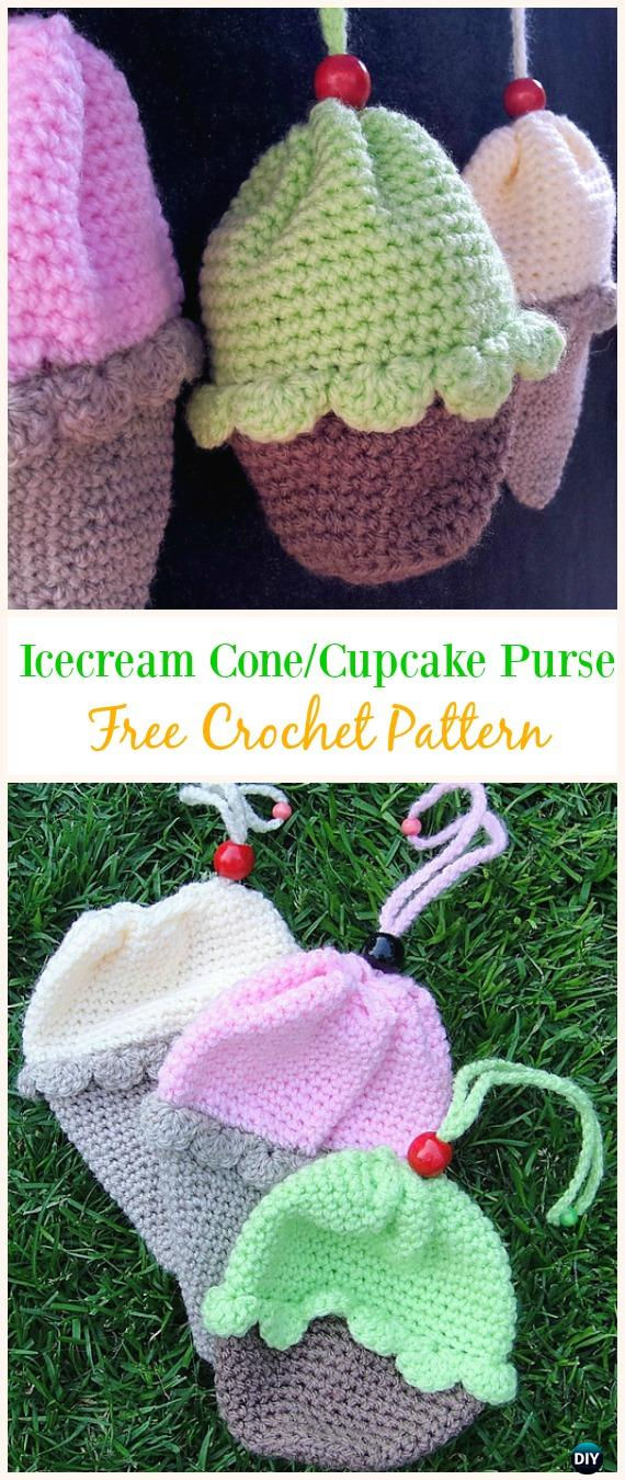 Crochet Drawstring Bags Free Patterns Amp Diy Tutorials