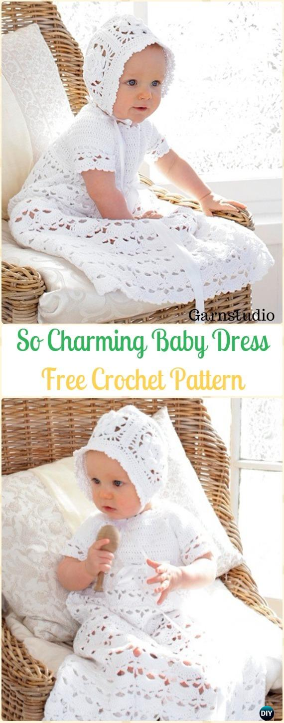 Crochet Girls Dress Free Patterns Amp Instructions