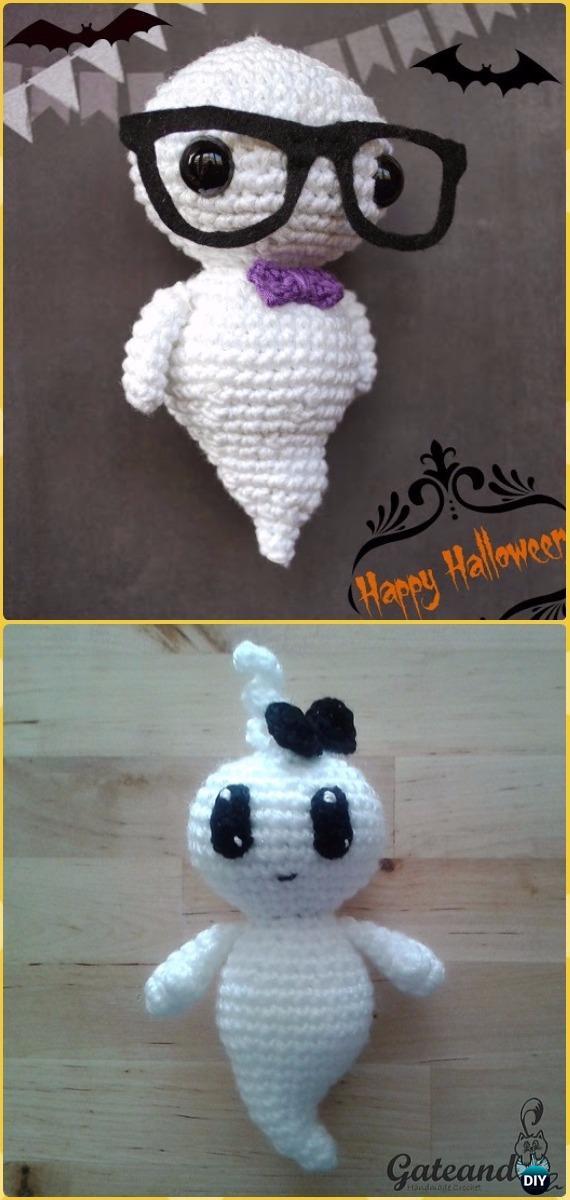 Amigurumi Halloween Free : Crochet halloween amigurumi free patterns instructions