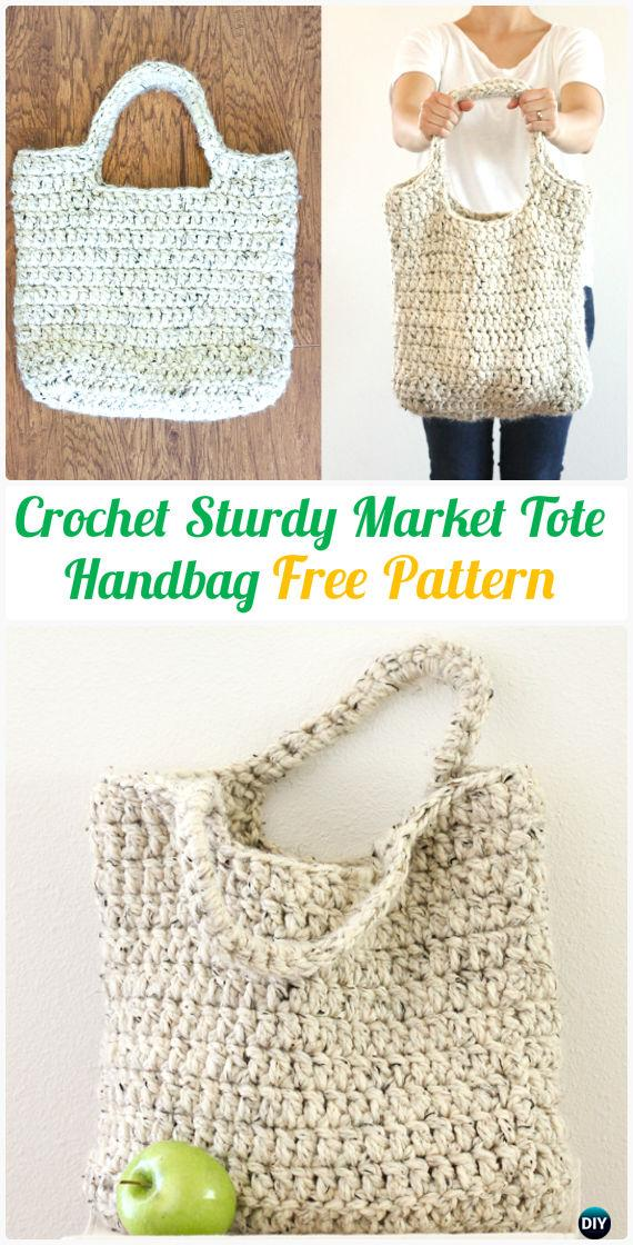 Crochet Handbag Free Patterns Amp Instructions