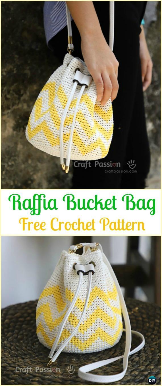 Crochet Handbag Free Patterns Amp Instructions