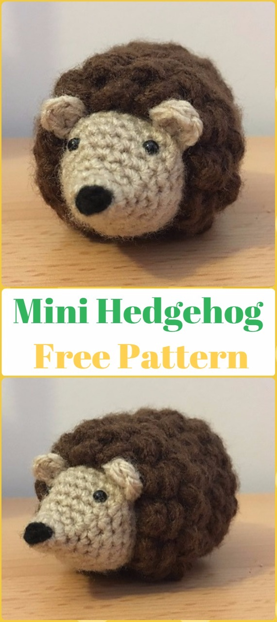 Free Crochet Patterns Of Amigurumi
