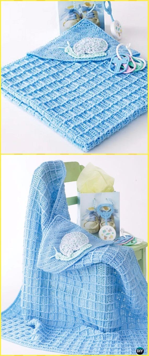 Crochet Hooded Blanket Free Patterns Amp Tutorials