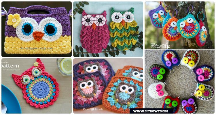 146b3e221 Easy Crochet Owl Free Patterns To Begin In An Hour