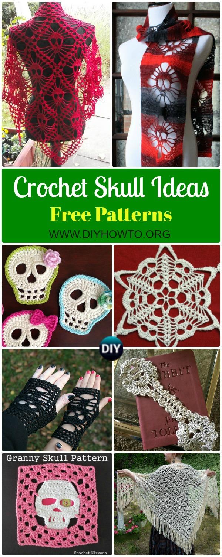 Free Crochet Skull Hat Pattern Best Design Ideas