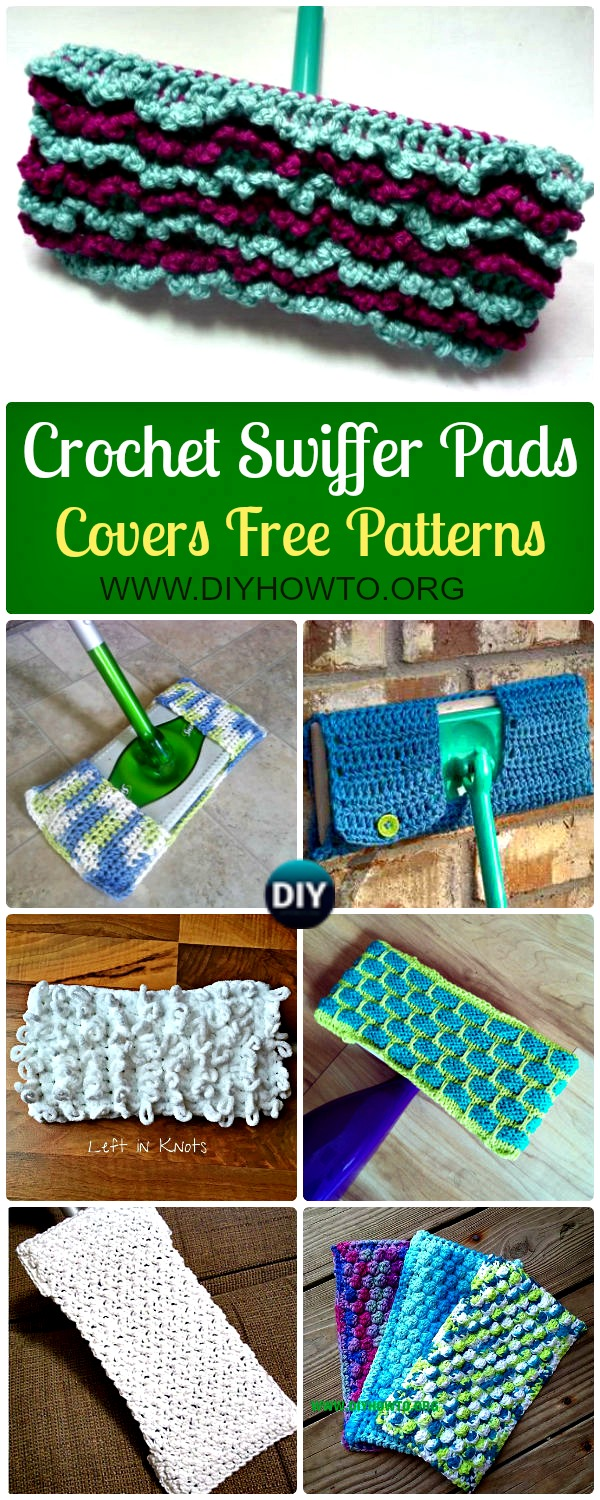 How To Put On A Swiffer Pad