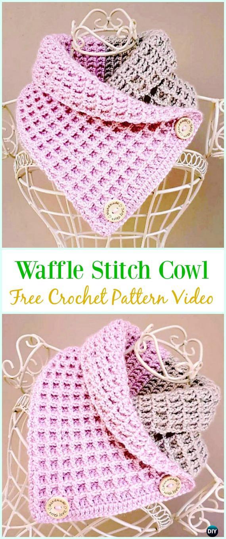 Crochet Waffle Stitch Free Patterns Amp Variations