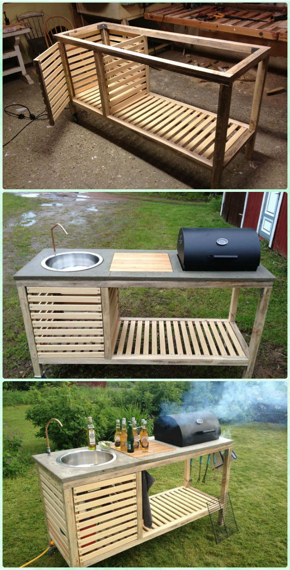 DIY The Perfect BBQ Grill Instruction U2013 DIY Backyard Grill Projects