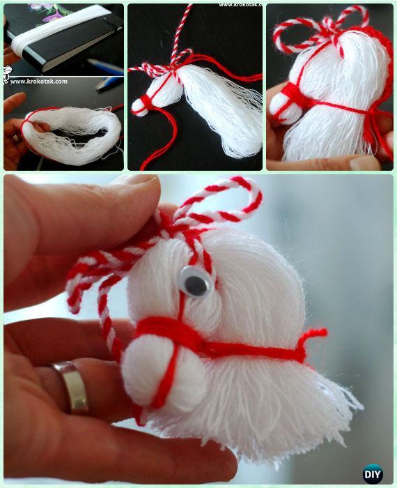 Home Design Ideas Youtube: 20 Easy DIY Christmas Ornament Craft Ideas For Kids To Make