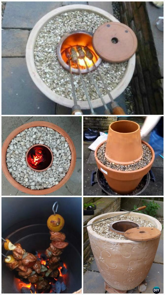 DIY Clay Pot Tandoor Oven Instructions