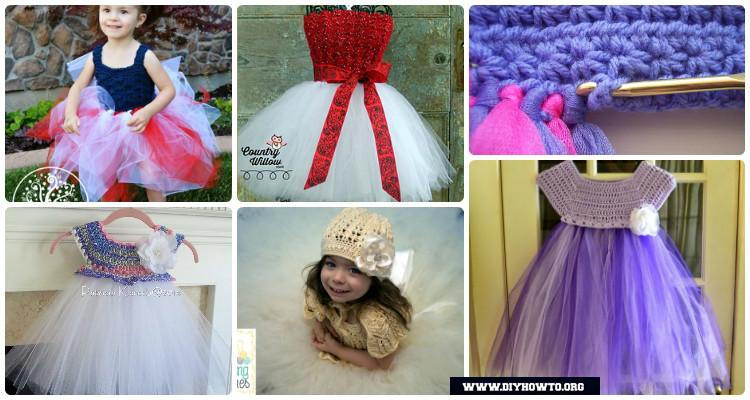 Diy Crochet Tutu Dress Bodice Free Patterns