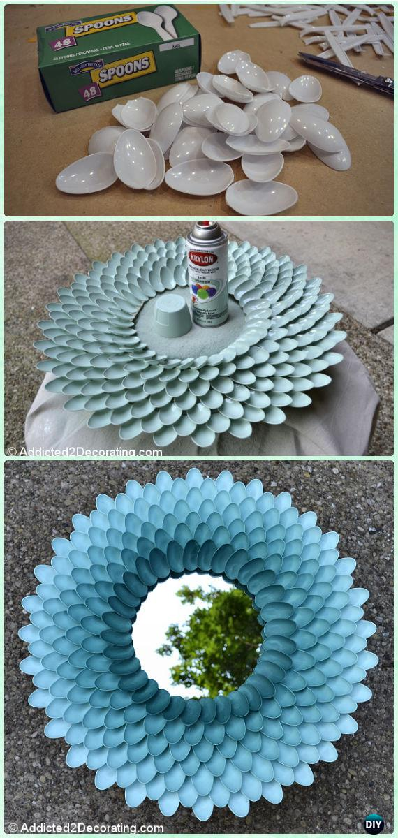 How to make decorative mirrors