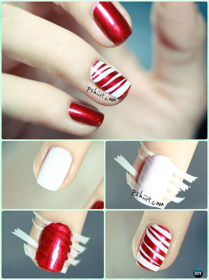 Simple Diy Nail Art