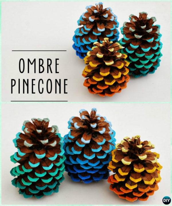 pine cone projects The best craft materials are the free with this collection of pine cone craft ideas, you can clear up your yard and save some money on crafting.