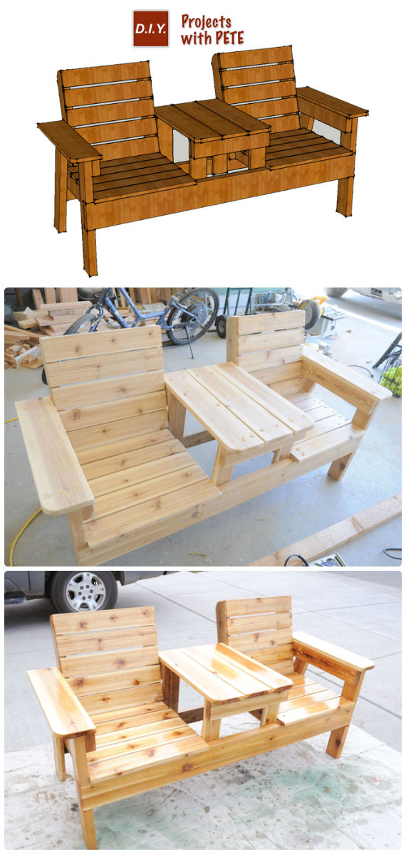 bed frame bench instructions