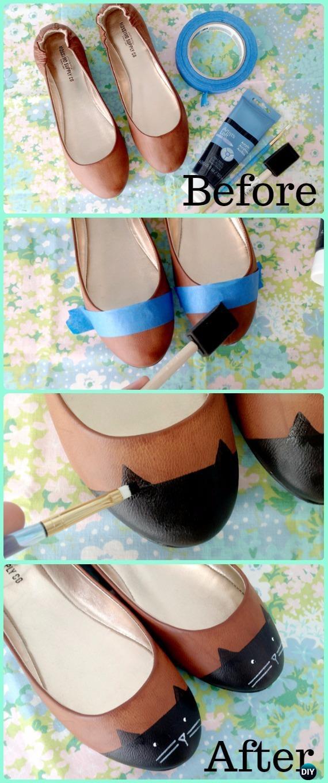 Diy Ways Refashion Heels Makeover Ideas And Tutorials