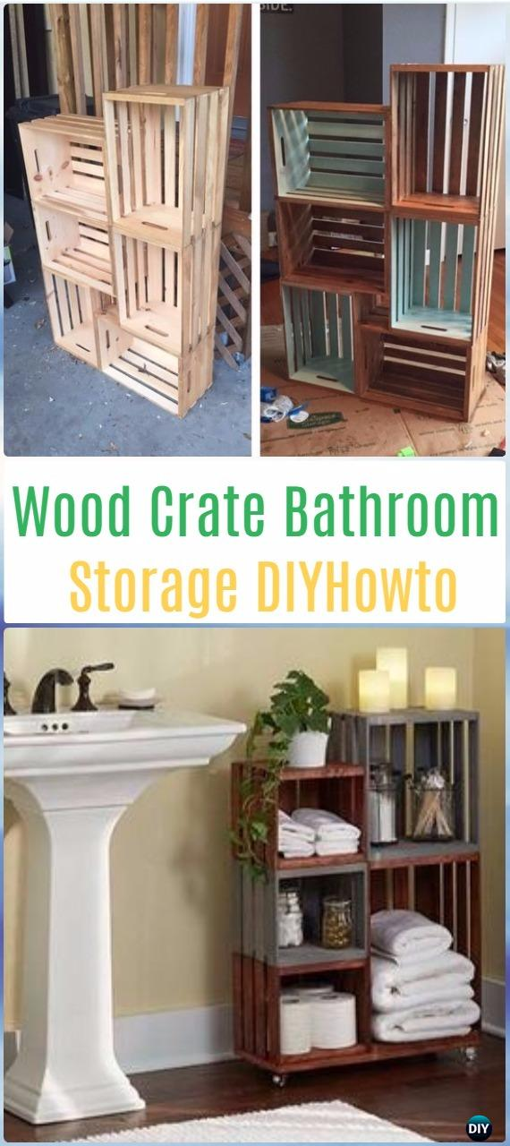 Diy Wood Crate Furniture Ideas Projects Instructions