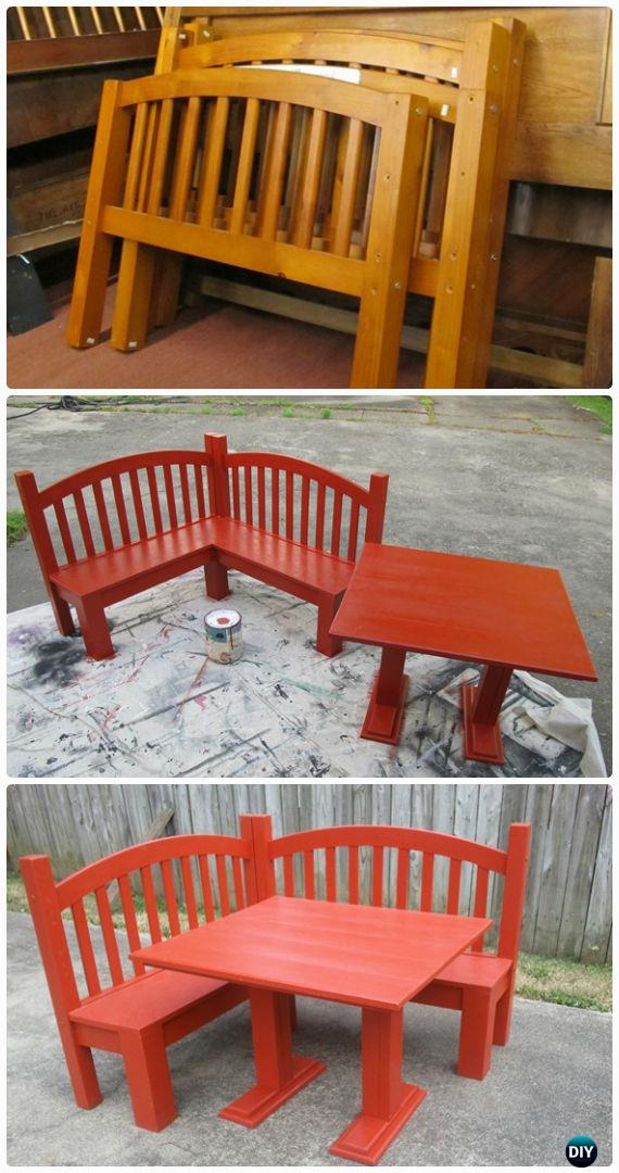 Easy Diy Back To School Kids Furniture Ideas Projects