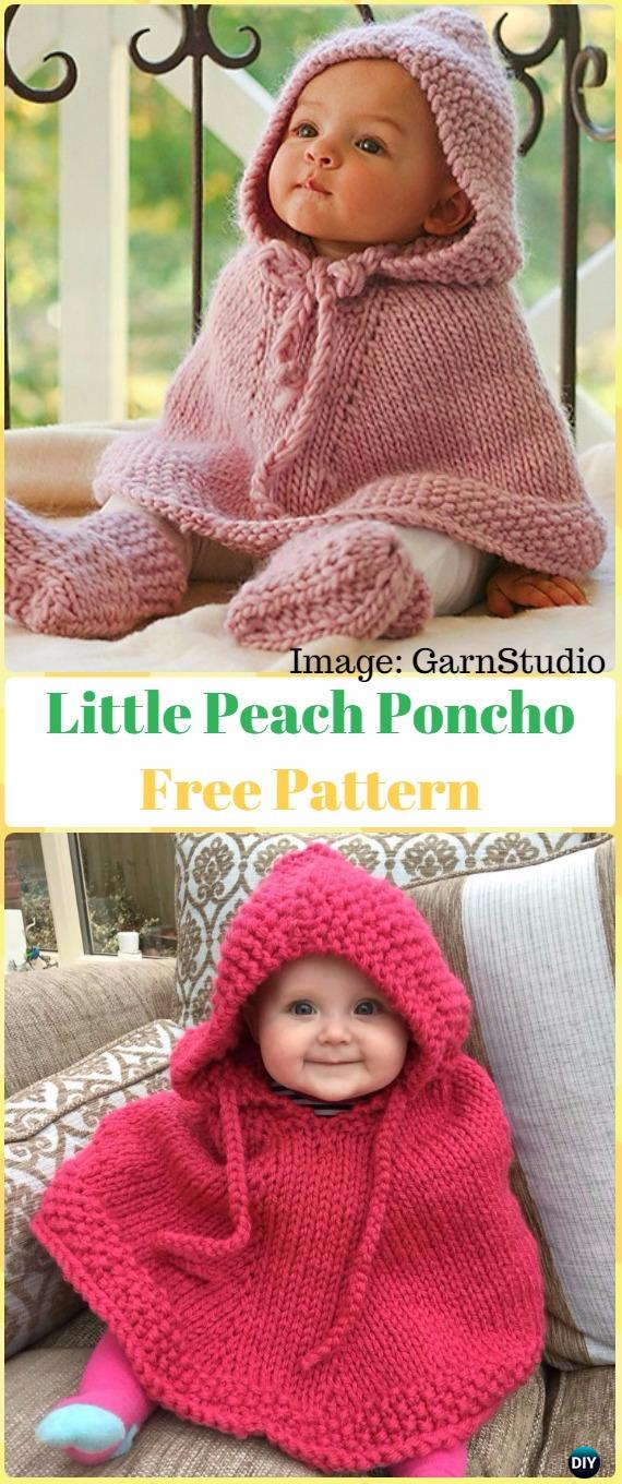 72943fbfb Knit Baby Sweater Outwear Free Patterns