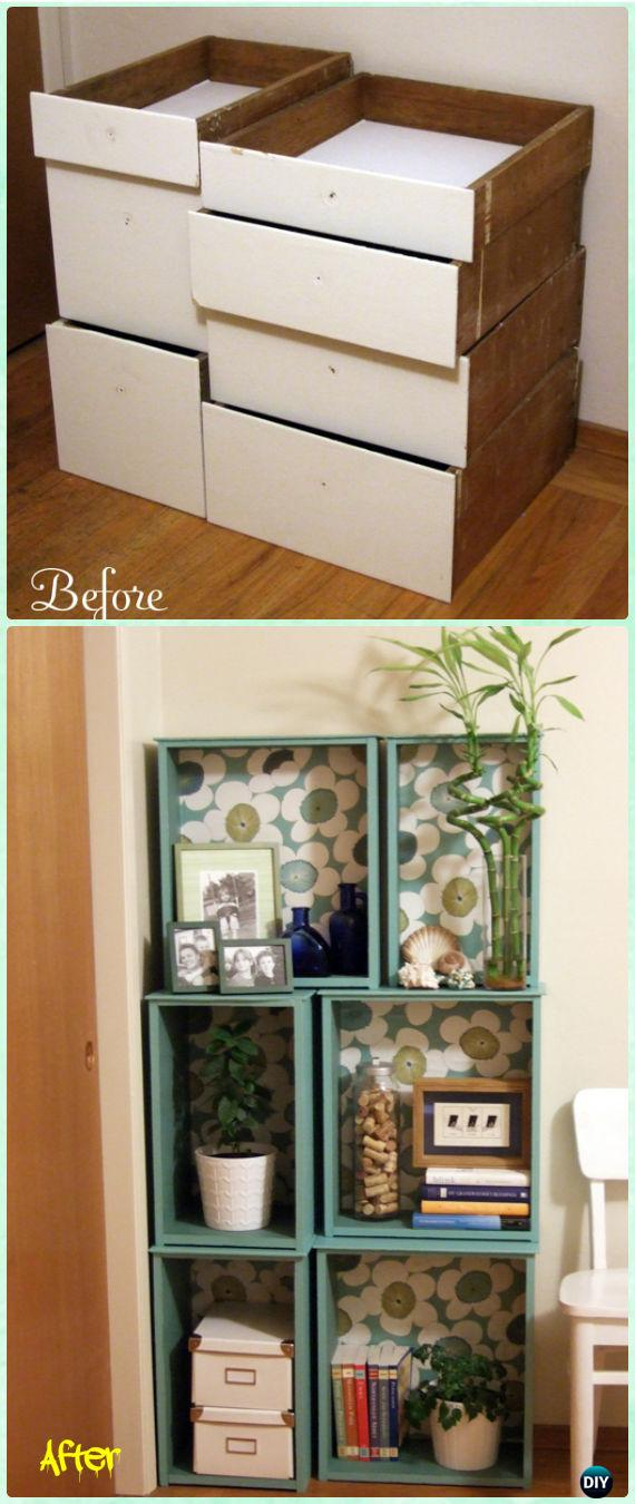 Dresser Drawer Organization
