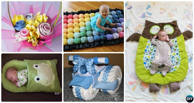 Handmade baby shower ideas